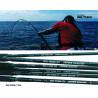 RIPPLE FISHER BIG TUNA  OCEAN RIDGE : Encombrement (m):1.69, Puissance (g):40-160, Puissance (PE):PE 6-12, Longueur (m):2.37, Poids (g):392, Puissance de frein (kg):15